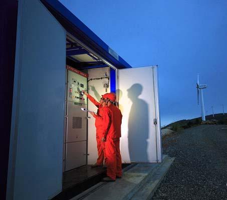 南麂岛微电网正式投运 打造海岛绿色能源供电新范本