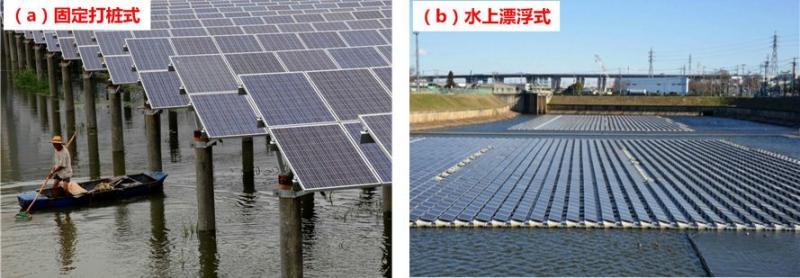 大型水面光伏电站智慧解决方案(一)