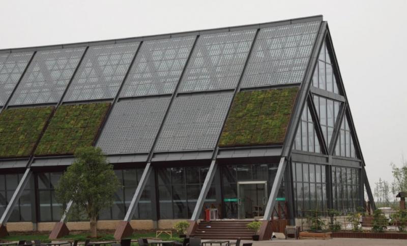 徐宁漫谈bipv(5)(二)|太阳能发电网