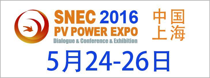 名称:上海SNEC 描述: